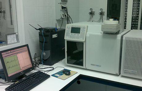 Cromatógrafo de Gases Masas (GC-MS)