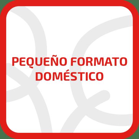 PEQUEÑO FORMATO DOMÉSTICO