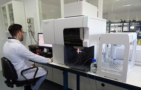 Espectrómetro de Emisión por Plasma con Detector Óptico (ICP-OES)