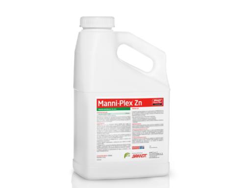 Manni-Plex Zn: corrige las deficiencias de zinc de tu cultivo y protege el sistema inmunológico de la planta